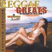 Cover of the track Reggae Greats of the 60's & 70's