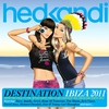 Cover of the album Hed Kandi: Destination Ibiza 2011