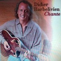 Couverture du titre Didier Barbelivien chante