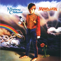 Cover of the track Misplaced Childhood