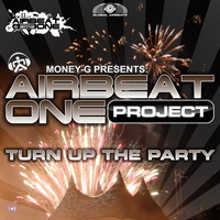 Cover of the track Turn Up the Party
