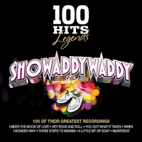 Couverture du titre 100 Hits Legends: Showaddywaddy