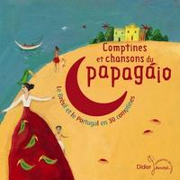 Cover of the track Comptines et chansons du Papagaio : Le Brésil et le Portugal en 30 comptines