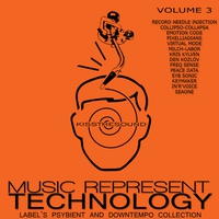 Cover of the track Music Represent Technology, Vol. 3
