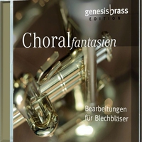 Cover of the track Choralfantasien
