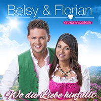 Cover of the track Belsy & Florian - Wo die Liebe hinfällt