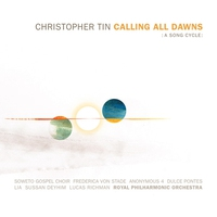 Cover of the track Calling All Dawns