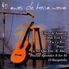 Couverture de l'album 40 Anos de Bossa Nova