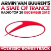 Cover of the album A State of Trance Radio Top 20 - December 2012 (Including Classic Bonus Track)
