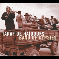 Cover of the track Band of Gypsies