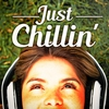Cover of the album Just Chillin' (Chillout and Lounge Music for Staying Zen and Laidback)