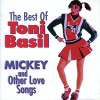 Cover of the track Best of Toni Basil - Mickey & Other Love Songs