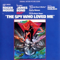 Cover of the track 007: The Spy Who Loved Me (Original Motion Picture Score)