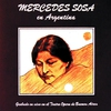 Cover of the album Mercedes Sosa en Argentina (En Vivo)