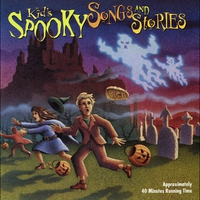 Couverture du titre Kid's Spooky Halloween Songs and Stories