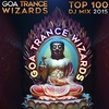 Cover of the album Goa Trance Wizards Top 100 DJ Mix 2015