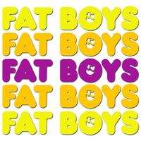 Couverture du titre The Best of the Fat Boys