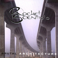 Cover of the track Brutal Architecture - Remastered 2007