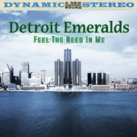 Cover of the track Feel the Need In Me