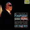 Cover of the album I Hear a Rhapsody (Live At the Blue Note)