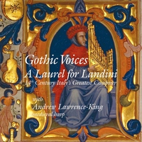 Cover of the track A Laurel for Landini
