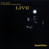 Cover of the album Jesper Lundgaard & Paul Bley: Live