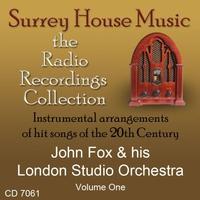 Cover of the track John Fox & His London Studio Orchestra, Vol. 1