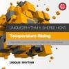 Cover of the album Temperature Rising - EP