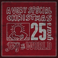 Cover of the track A Very Special Christmas 25th Anniversary