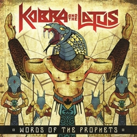 Cover of the track Words of the Prophets - EP