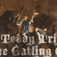 Cover of the track Teddy Trigger & the Gatling Guns