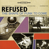 Cover of the track The Shape of Punk to Come