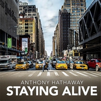 Couverture du titre Staying Alive - Single