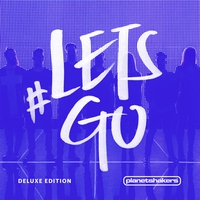 Cover of the track #LETSGO (Live) [Deluxe]
