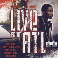 Cover of the track Live from ATL 1