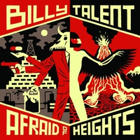 Cover of the track Afraid of Heights (Deluxe Version)
