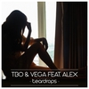 Cover of the track Teardrops (feat. Alex)