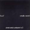 Cover of the album Ai miei amici cantautori no. 2