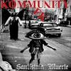Cover of the album La Santisima Muerte