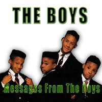 Couverture du titre Messages From The Boys