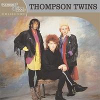 Couverture du titre Platinum & Gold Collection: Thompson Twins