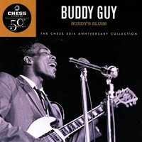 Cover of the track The Chess 50th Anniversary Collection: Buddy's Blues