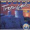 Cover of the album Musica Tropical de Colombia, Vol. 4