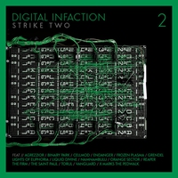 Couverture du titre Digital Infaction, Strike Two