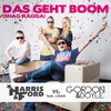 Cover of the track Das geht Boom (Shag Ragga) [Radio Edit] [feat. Lisah]