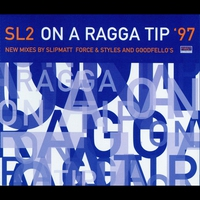 Cover of the track On a Ragga Tip '97 - EP