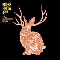 Cover of the track Heart Is Full (Mark Ronson Remix) - Single