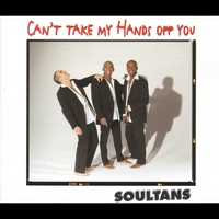Cover of the track Can't Take My Hands Off You - EP