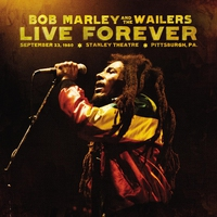 Cover of the track Live Forever: The Stanley Theatre, Pittsburgh, PA, September 23, 1980