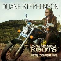Cover of the track Dangerously Roots - Journey From August Town